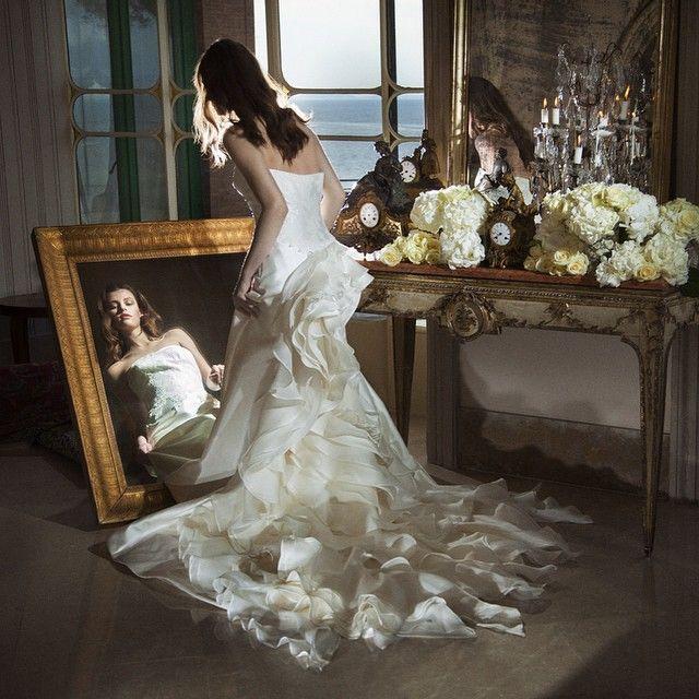#EnzoMiccio Enzo Miccio: #enzomicciobridalcollection #enzomiccio #wedding #weddings #weddingdress #bridaldress #bride #weddingplanner #topwedding #love #dream #dress #flowers #weddingflowers #specialwedding special thanks to #gabrielefogli #sandralovisco #exvittoria #sorrento