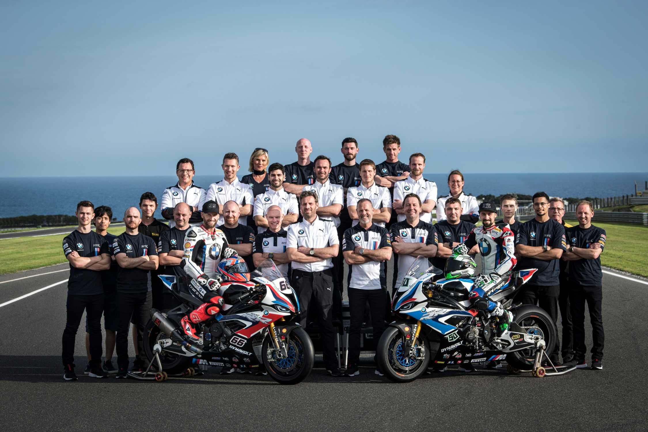 2020 Seasonopener Of The Fim Superbike World Championship With Bmw Motorrad Worldsbk Team Phillipisland The Countdo In 2020 World Championship Bmw Motorrad Bmw