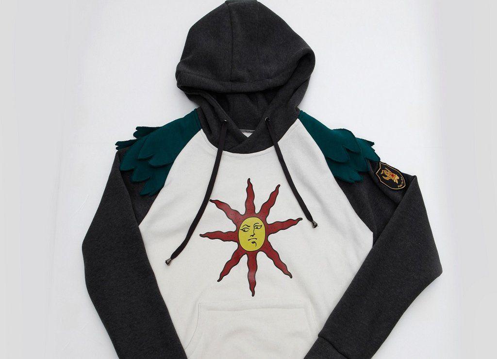 dark souls hoodie - solaire hoodie - solaire - dark soul ...