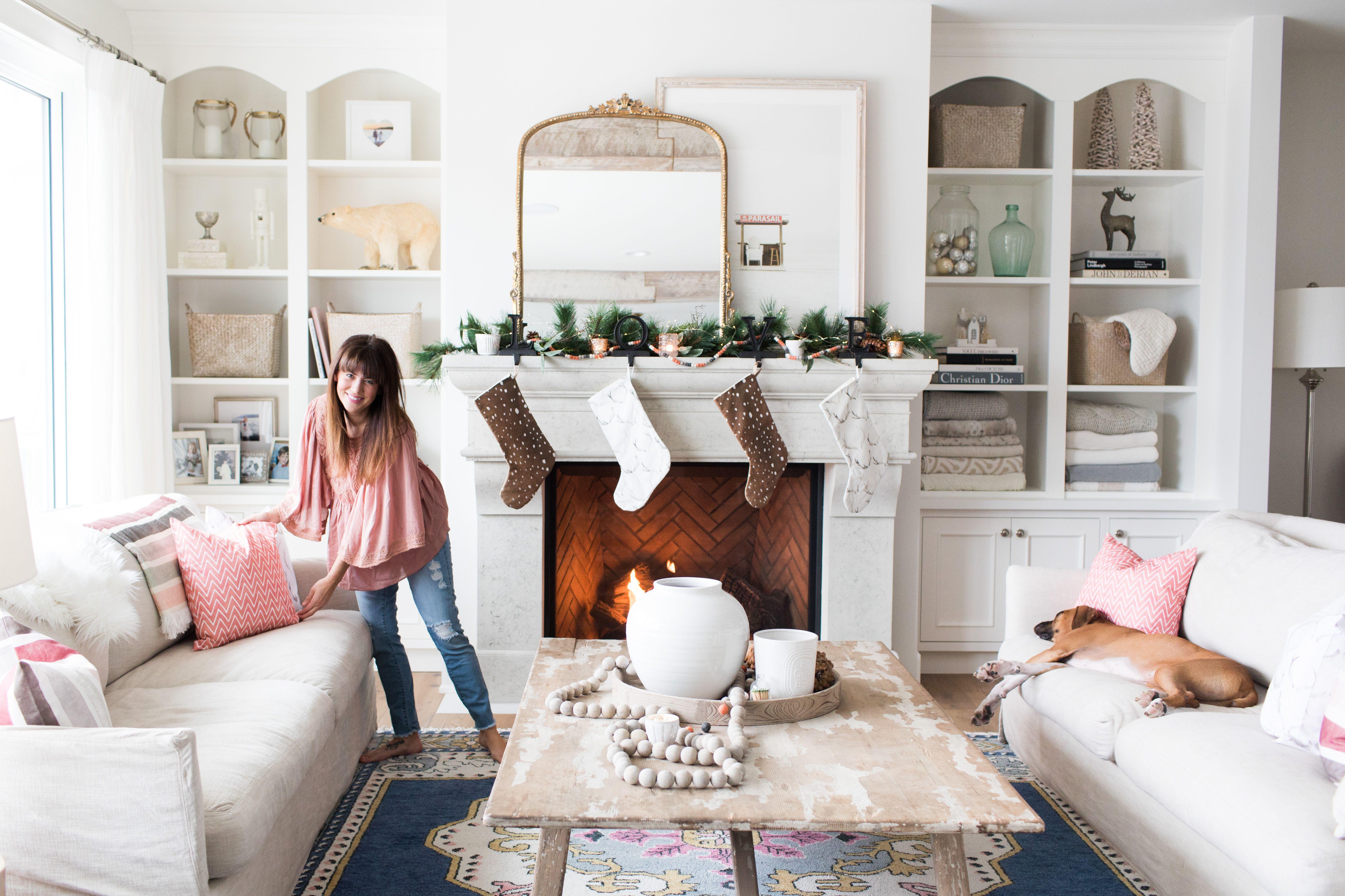 Jillian Harris Minted Holiday Decor | Home design | Pinterest ...