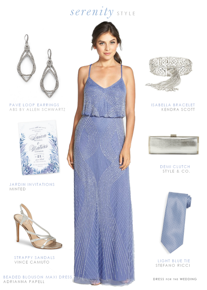 French Style Wedding Guest Dresses for Receptions