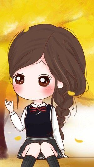 Promise Me Gadis Animasi Animasi Dan Kartun