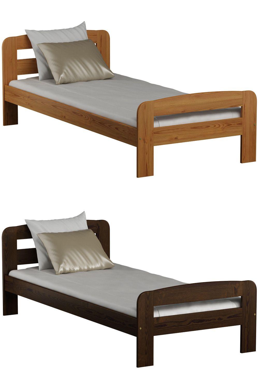 Das Bett Hat Eine Starke Stabile Struktur Und Modernes Aussehen