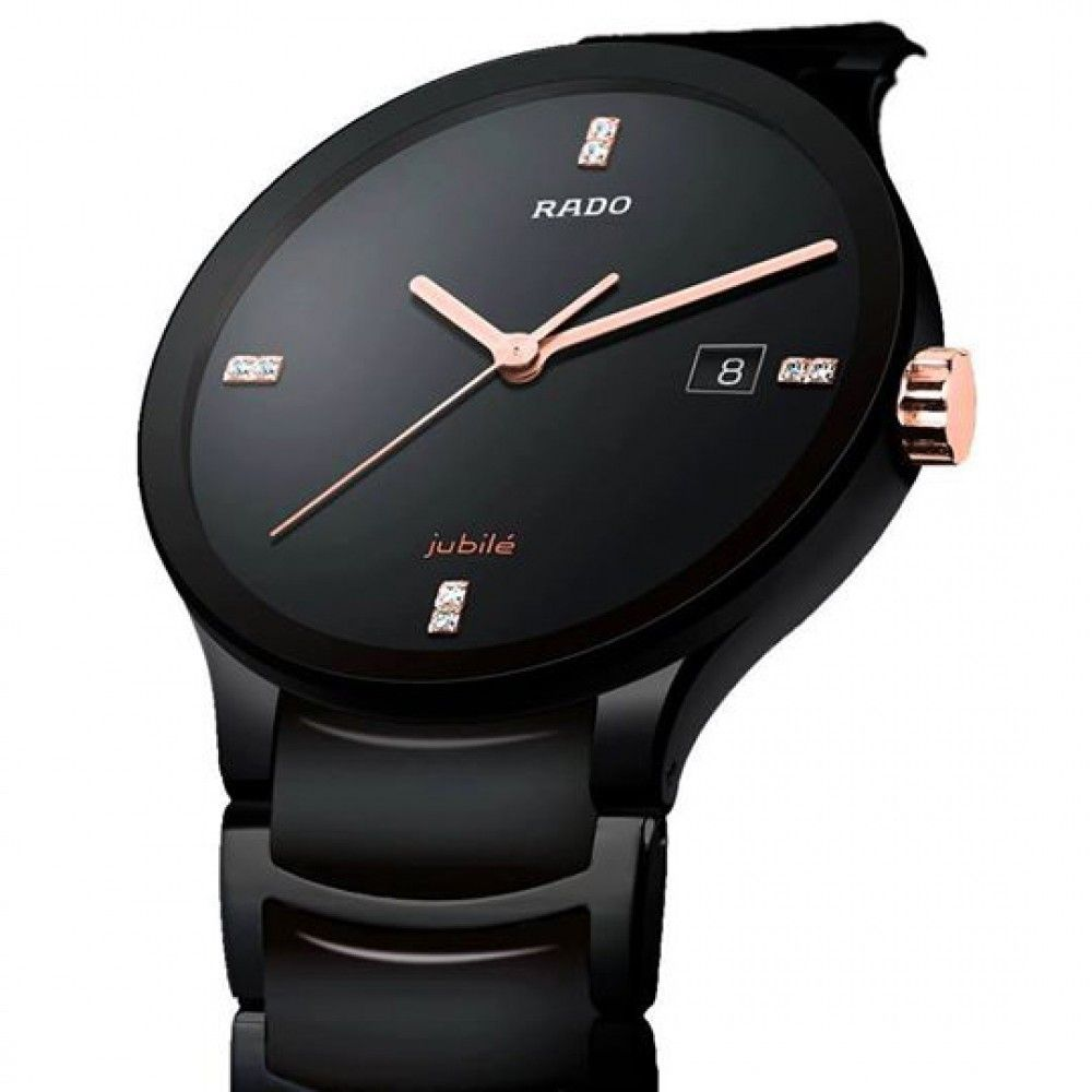 Rado Centrix Full Black 667 Watches For Men Luxury Watches For Men Mens Watches Black