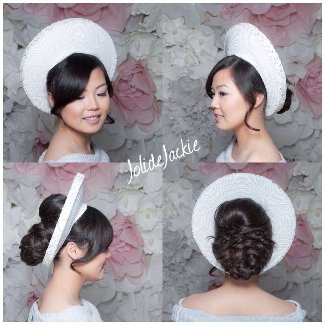 "hairstyle ""khan dong"" for wedding | wedding hair"