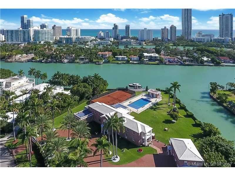 Miami Beach Mansion Beach Mansion Miami Beach Mansions