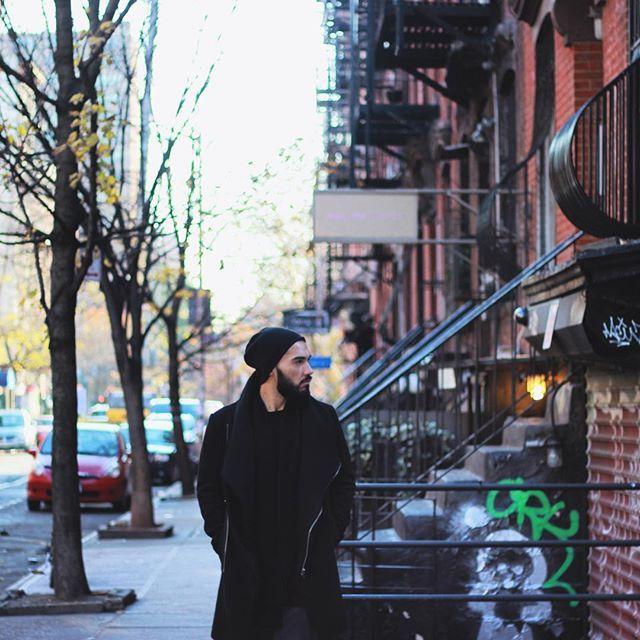 @alijain Walking on the street city  .  #photographer #streetstyle #instagood #instagram #newyork #nyc
