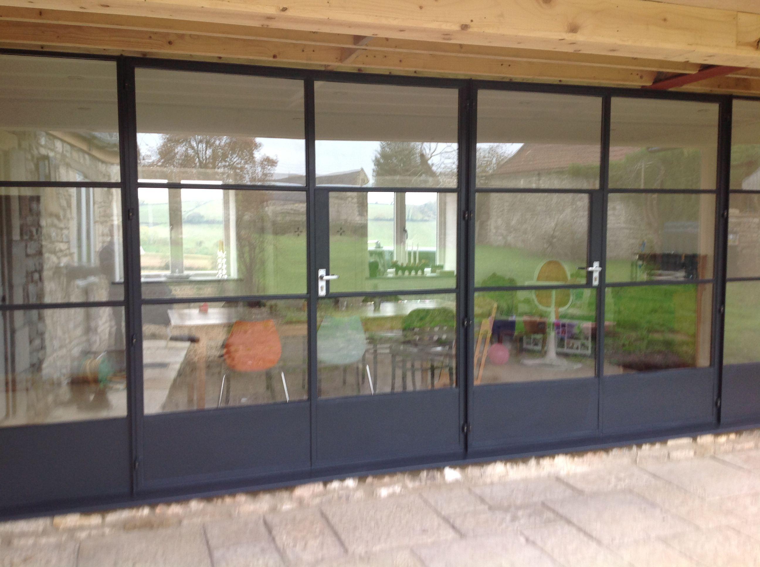 60 best crittall doors images on pinterest steel windows steel crittall doors eventelaan Gallery