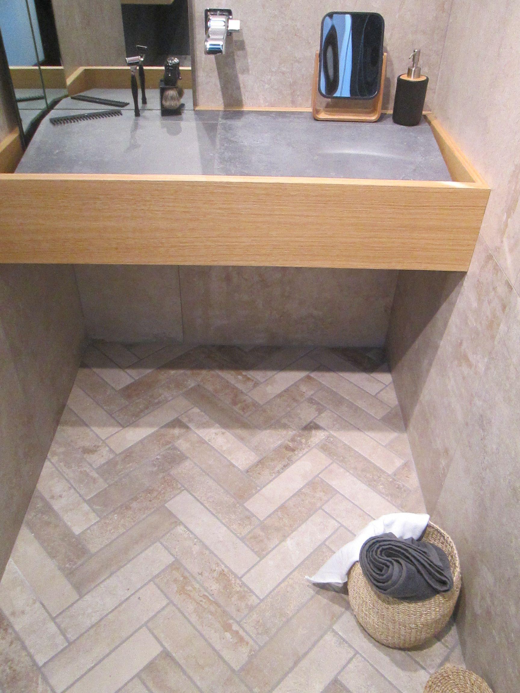 Muretto In Pietra Interno story effetto pietra di recupero - muretto brick a pavimento