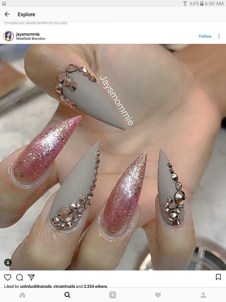 Pin by patricia coronado gonzalez on diseño pinterest nail nail