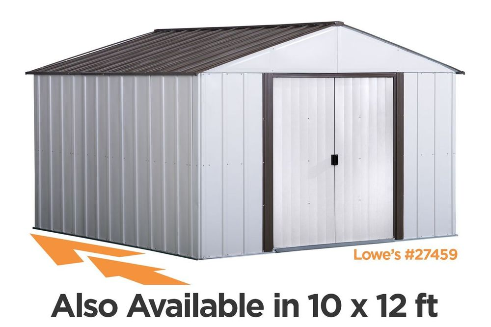 A Comprehensive Overview On Home Decoration In 2020 Steel Storage Sheds Storage Shed Galvanized Steel
