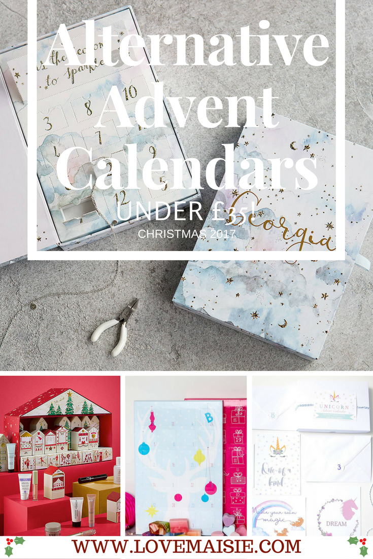 5 Alternative Advent Calendars Under 35 Alternative Advent