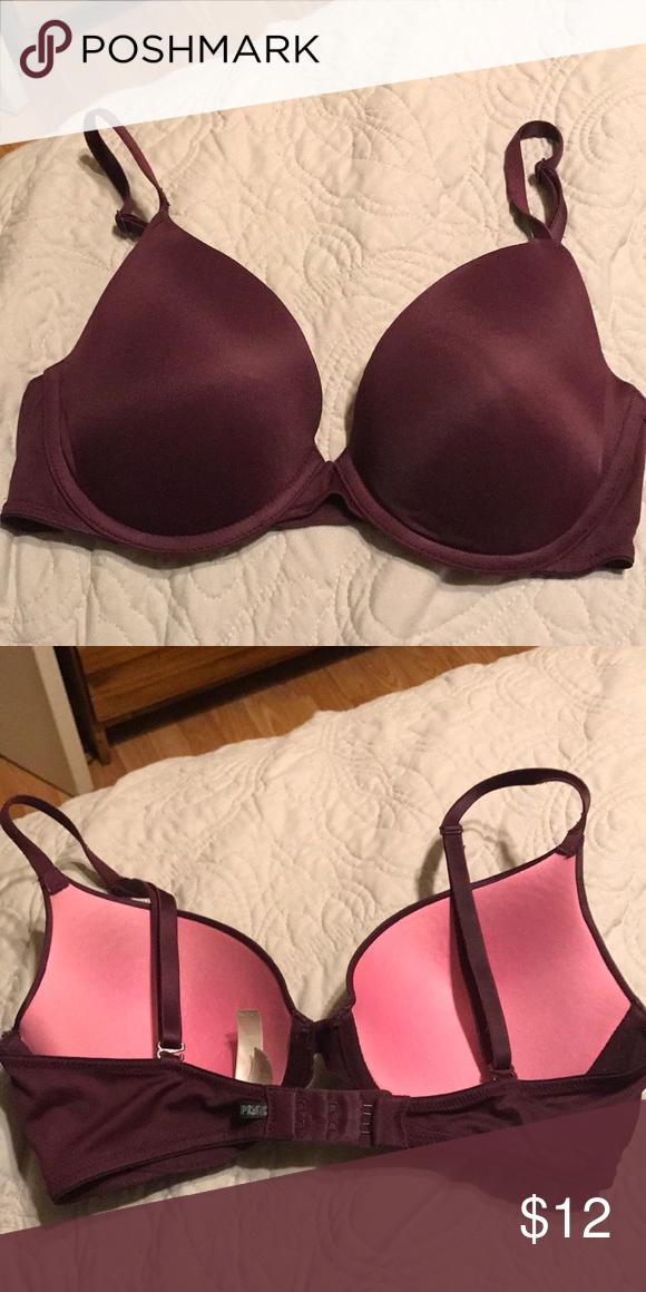 Intimates & Sleep Clothing, Shoes & Accessories Pink Victorias Secret Bras 32b