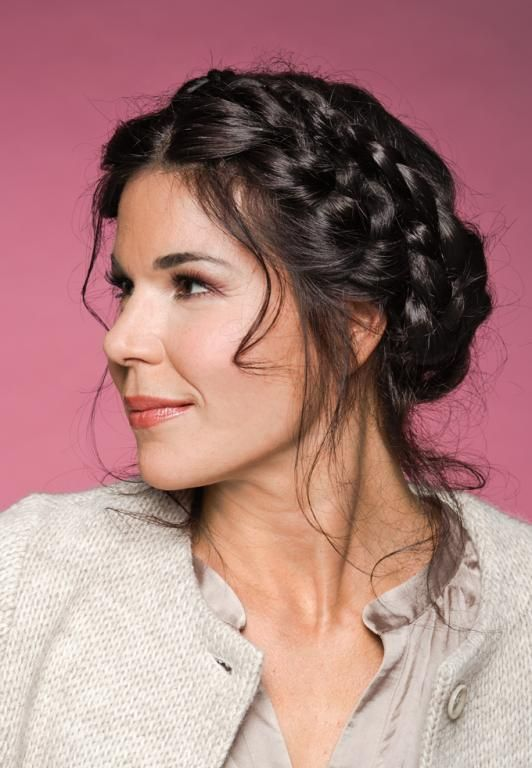 dirndlfrisuren zum selberstylen | frisuren | pinterest | hair, hair