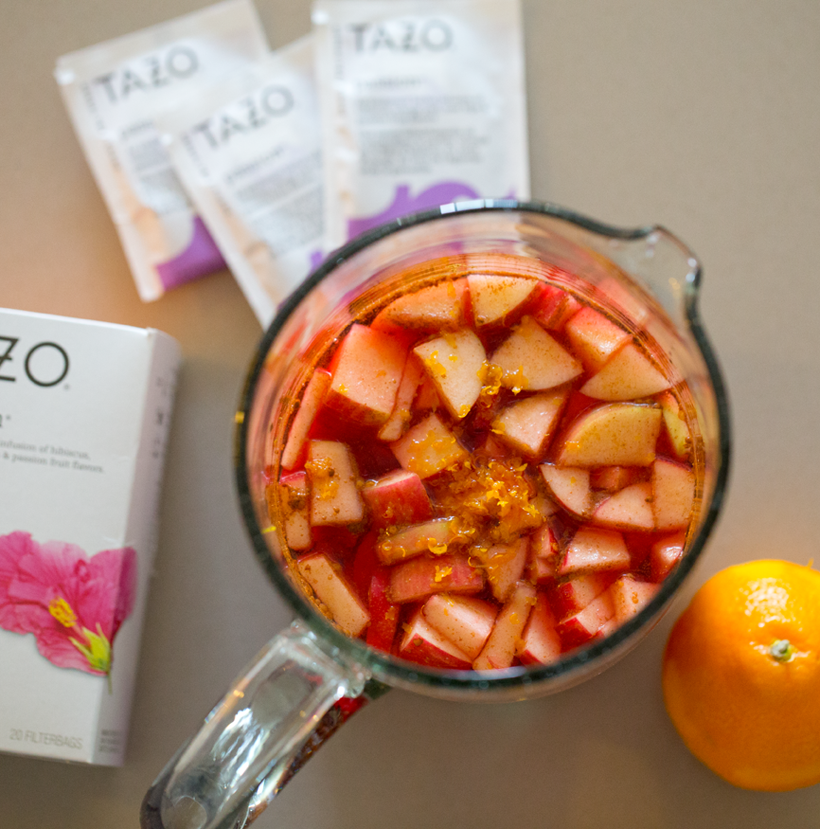 This is a sponsored post written by me on behalf of Tazo ...
