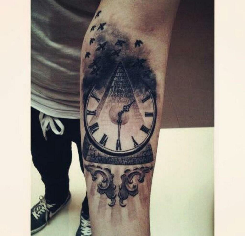 Awesome forearm tattoo!