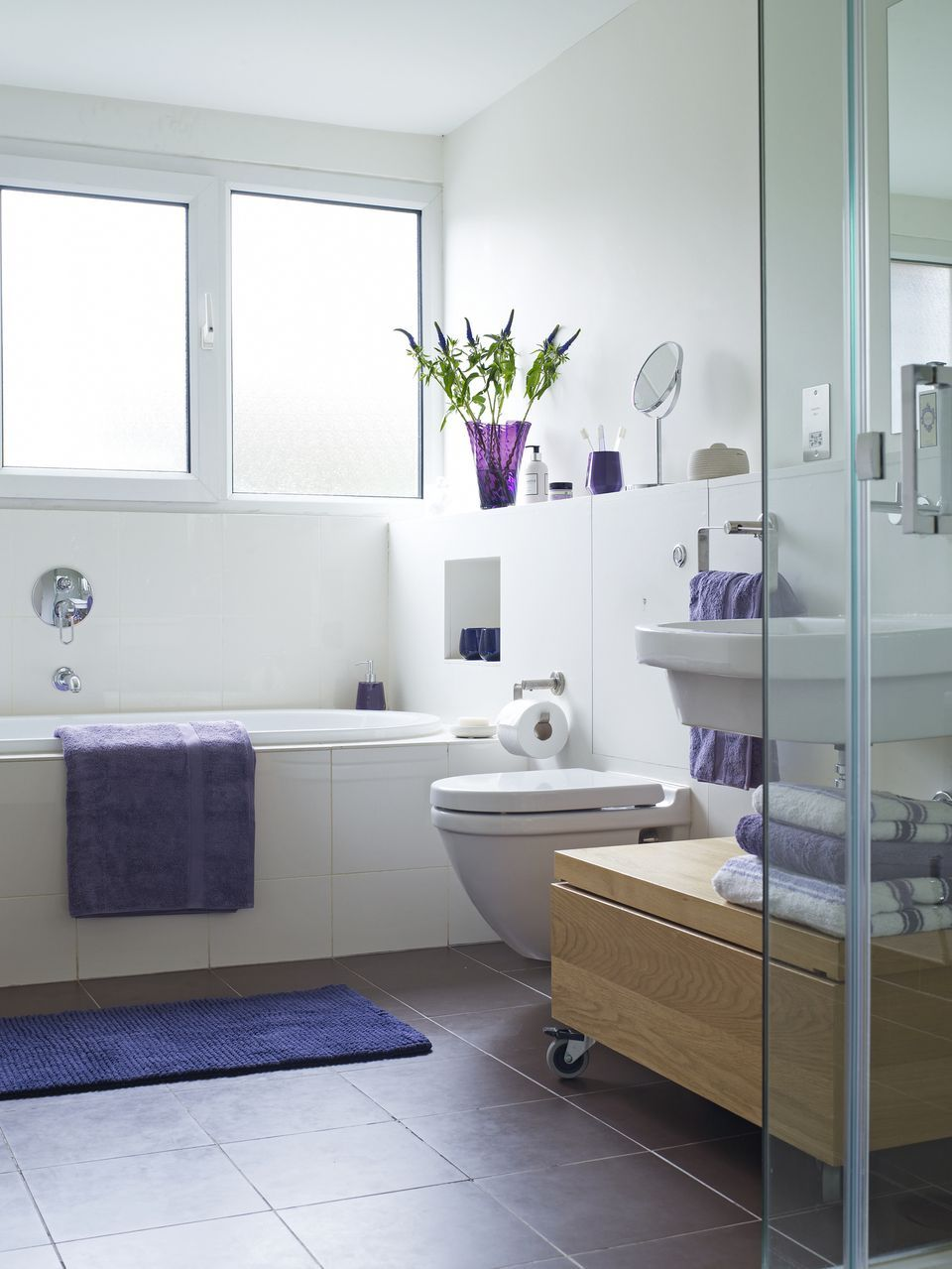 Small Bathroom Images - Interior Paint Color Ideas Check more at ...