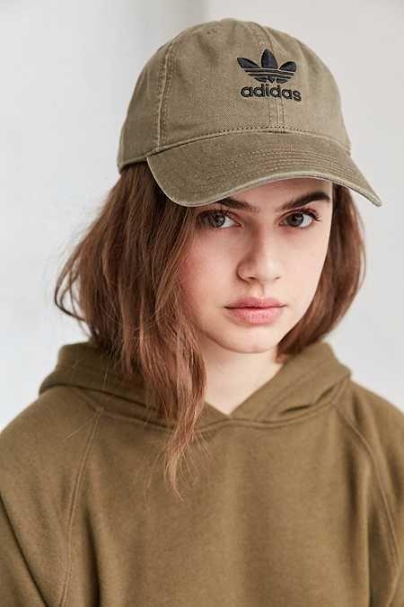 Adidas Originals Relaxed Strapback Baseball Hat Baseball Hats Hats For Women Hats