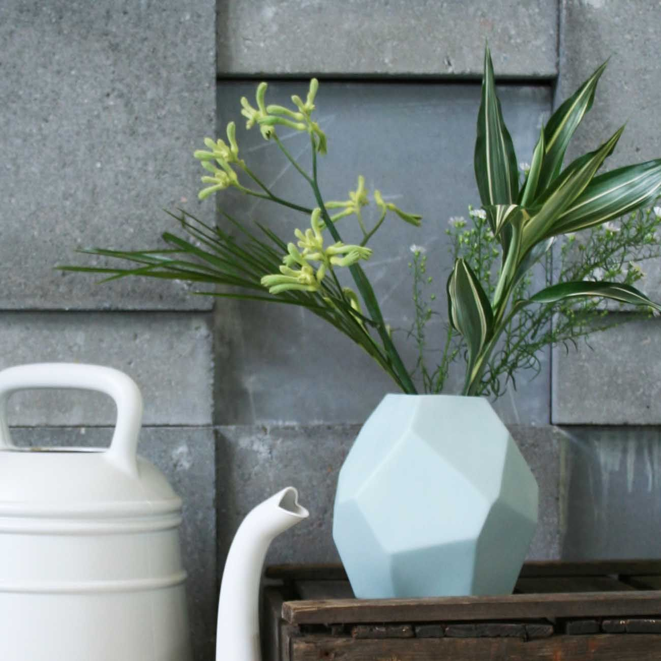 Vase 17cm, hellblau | online kaufen bei desiary.de