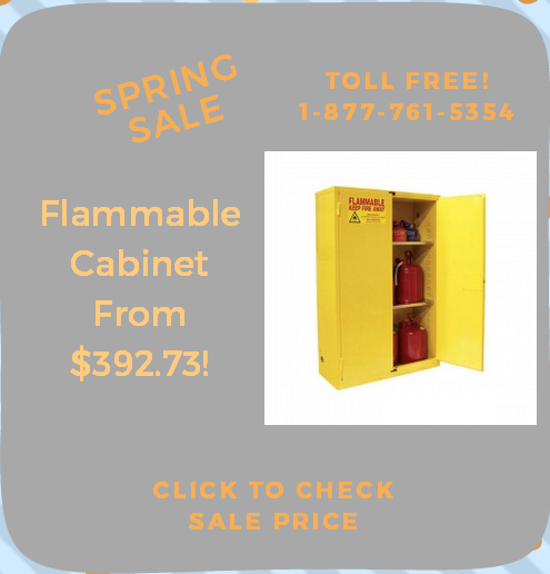 Buy Our Fire Proof Safety Flammable Cabinet Online At