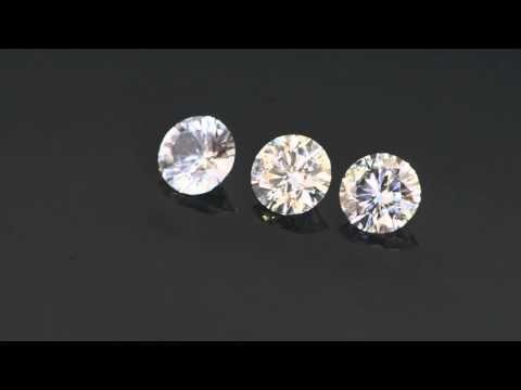 Comparison Between White Sapphire Vs Moissanite Vs Diamond There Ar White Sapphire Engagement Ring Diamond Alternative Engagement Ring Moissanite Vs Diamond