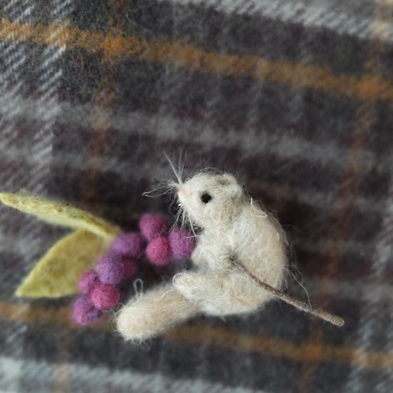 ヤマネ×ムラサキシキブ - 千種 chigusa