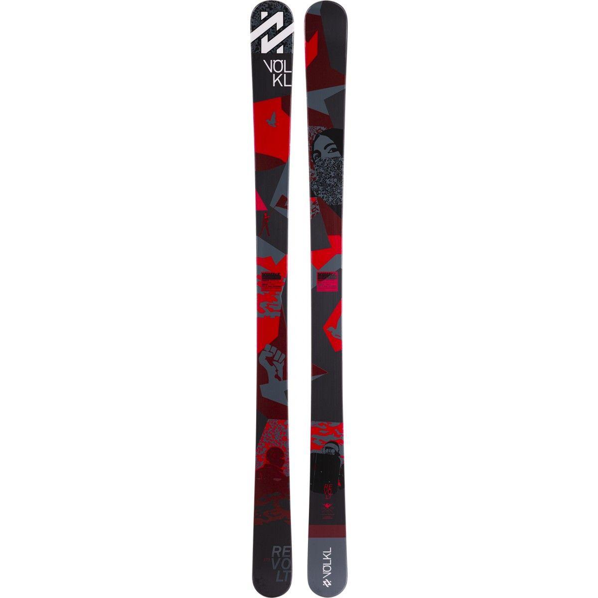 Volkl Revolt Skis 15 16 Golf Ski Warehouse Volkl Skiing Revolt