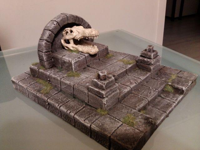 Mordjinn's terrain | Miniatures and terrain | Wargaming