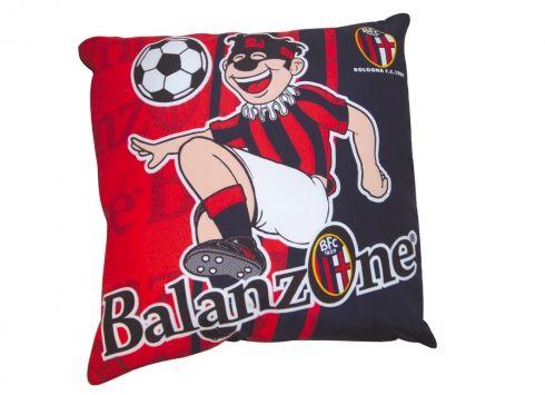 Cuscini Bologna.Balanzone Cuscino Ultra Cuscino In Satin Con Disegno Del