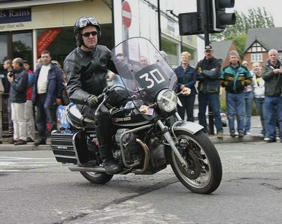 james may on his moto guzzi at thunderspirit 2005 norwich top gear moto guzzi gears top gear. Black Bedroom Furniture Sets. Home Design Ideas