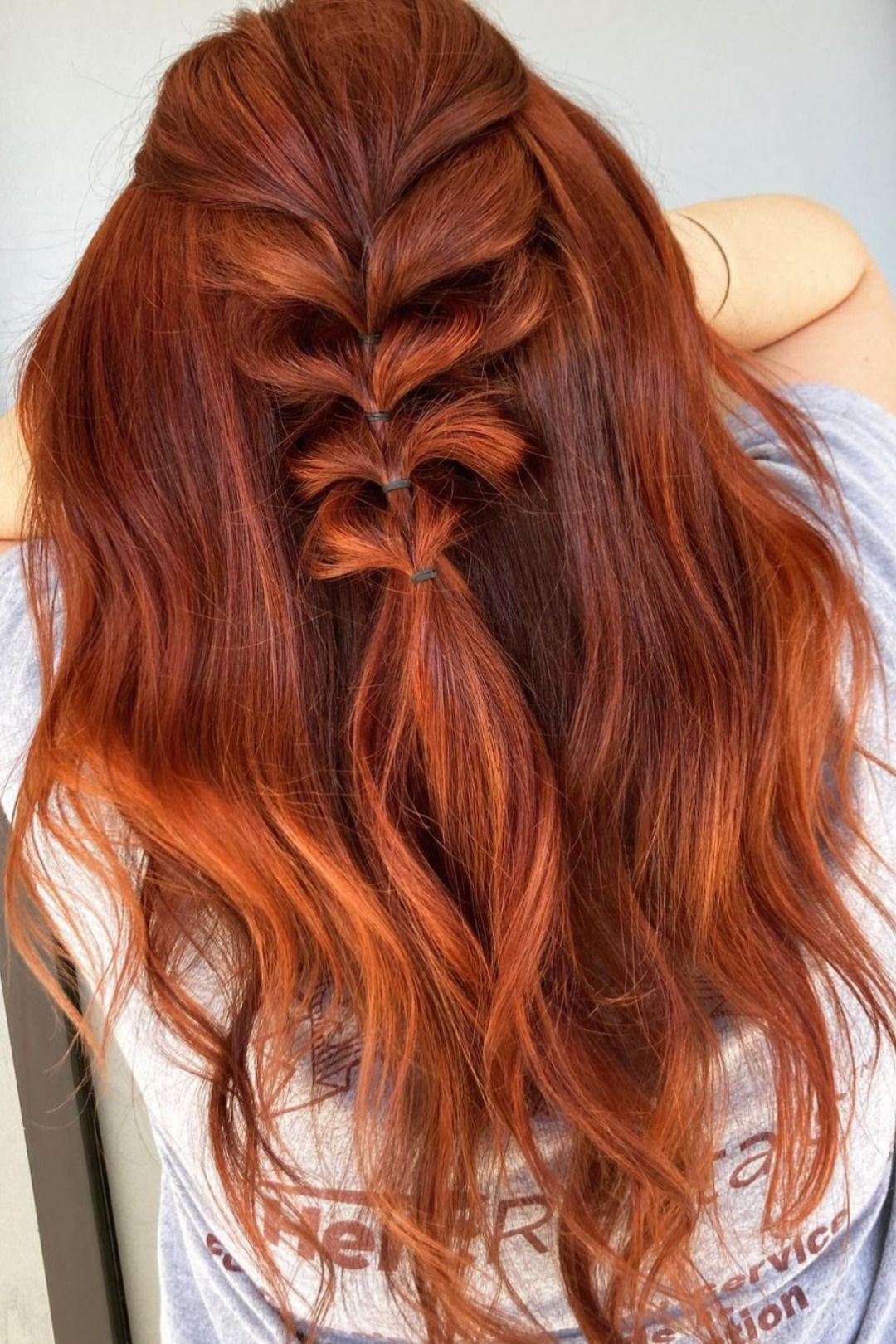Red Hair Care Hairstyles And Styling For Redheads In 2020 Hair Styles Red Hair Red To Blonde