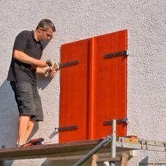 Photo of In dieser Anleitung erfahren Sie, wie Sie Fensterläden selber bau