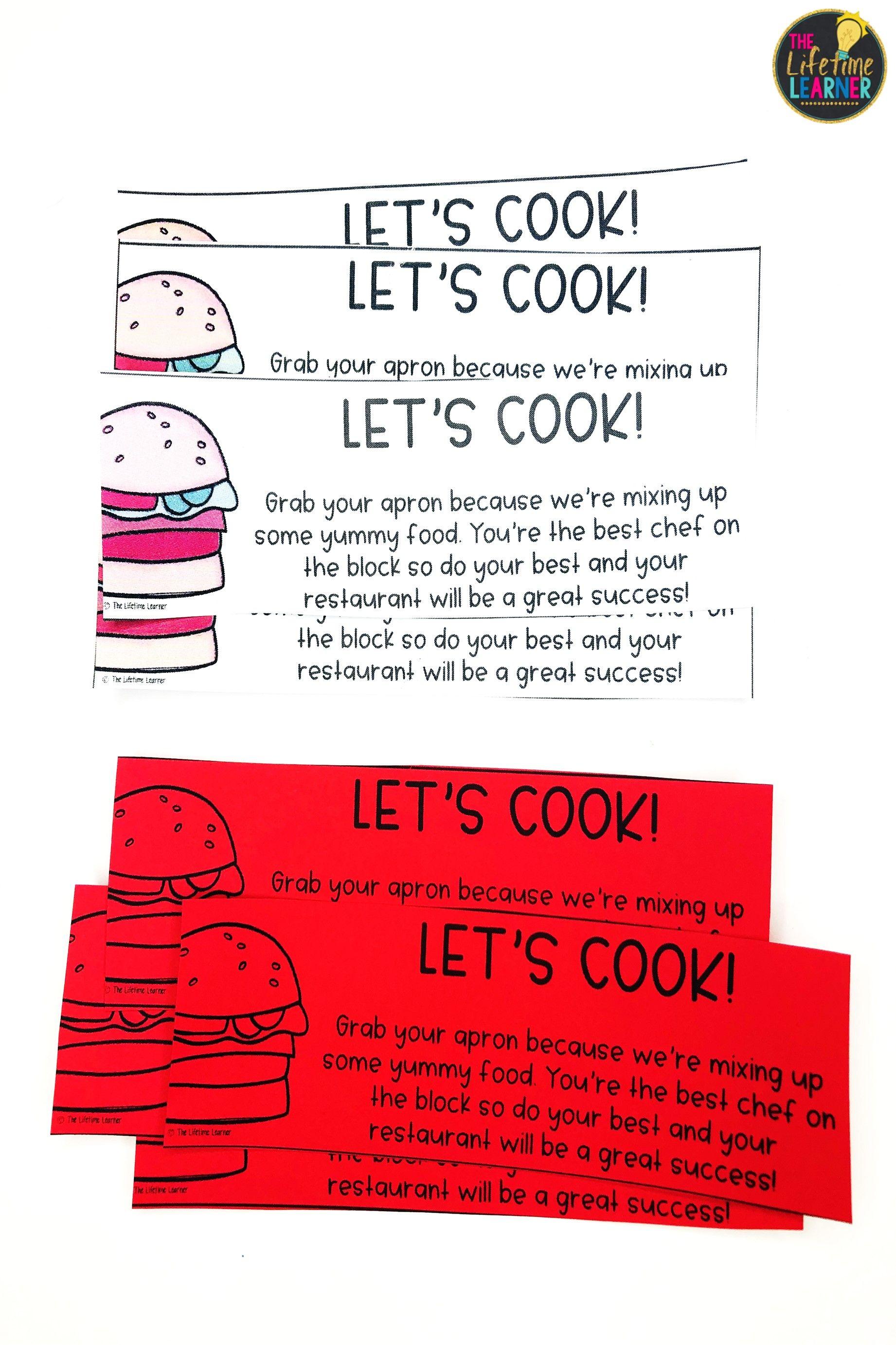Chef Classroom Transformation