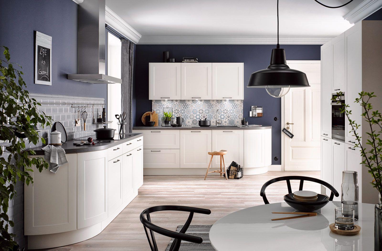 Lotus | Weiß - Häcker Küchen - Häcker Küchen | TopKüchenIdeen ...