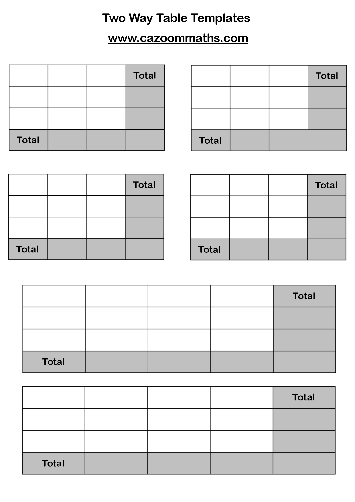 Worksheet Two Way Frequency Table Worksheet Carlos Lomas Worksheet