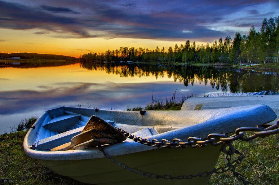 Palokkajärvi Jyväskylä - Finland