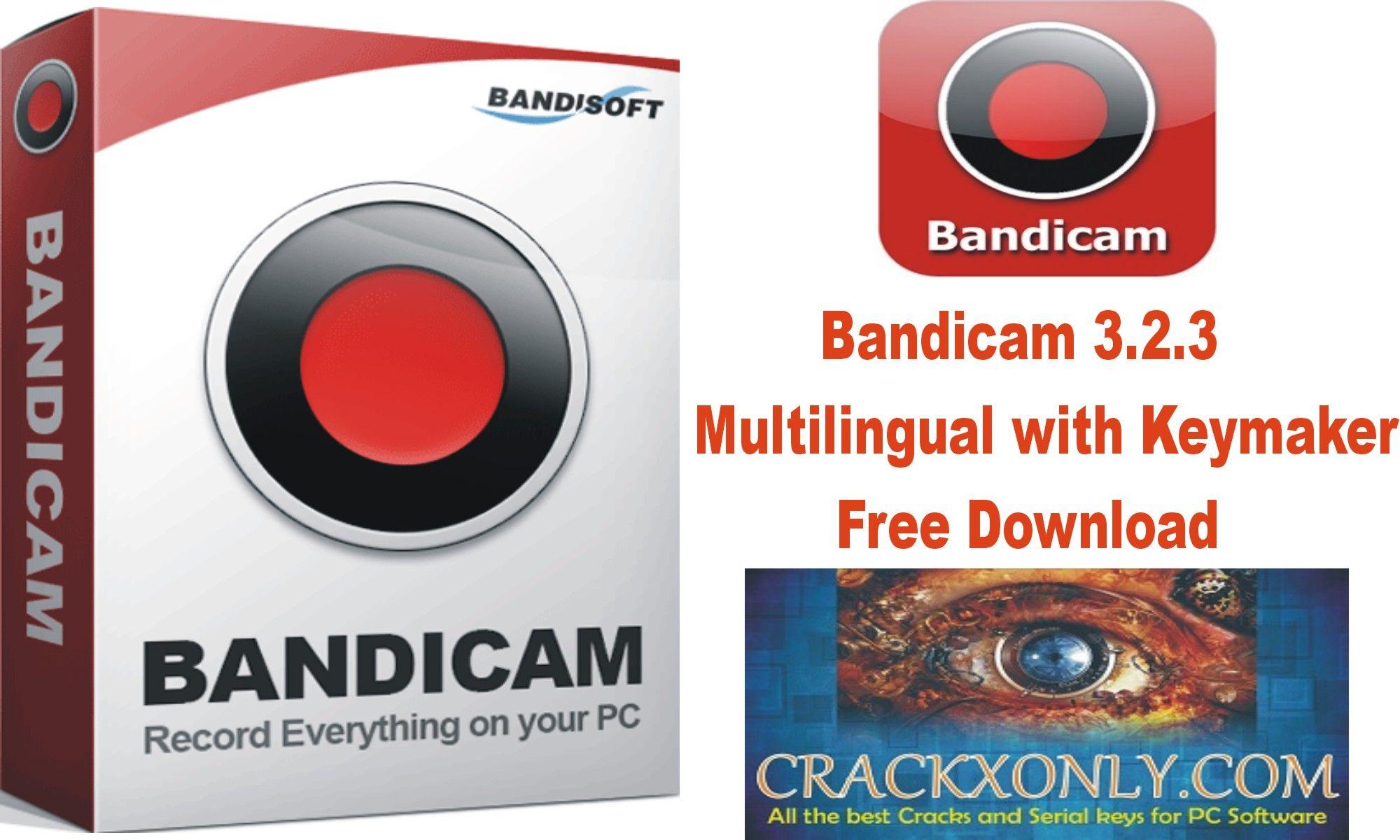 descargar bandicam + crack 2017
