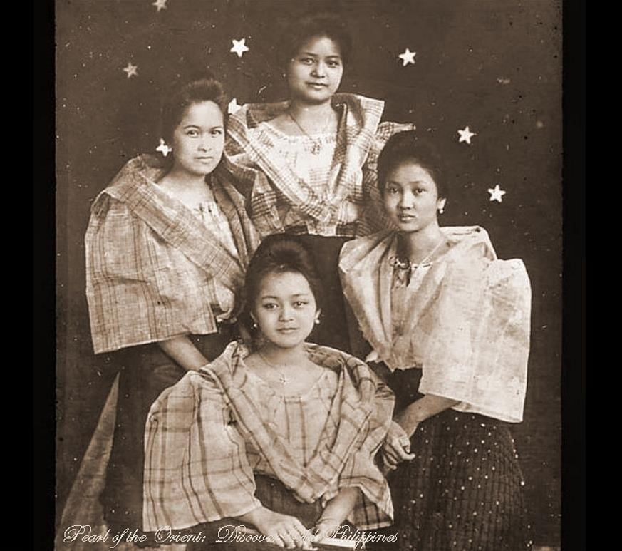 Old philippine women