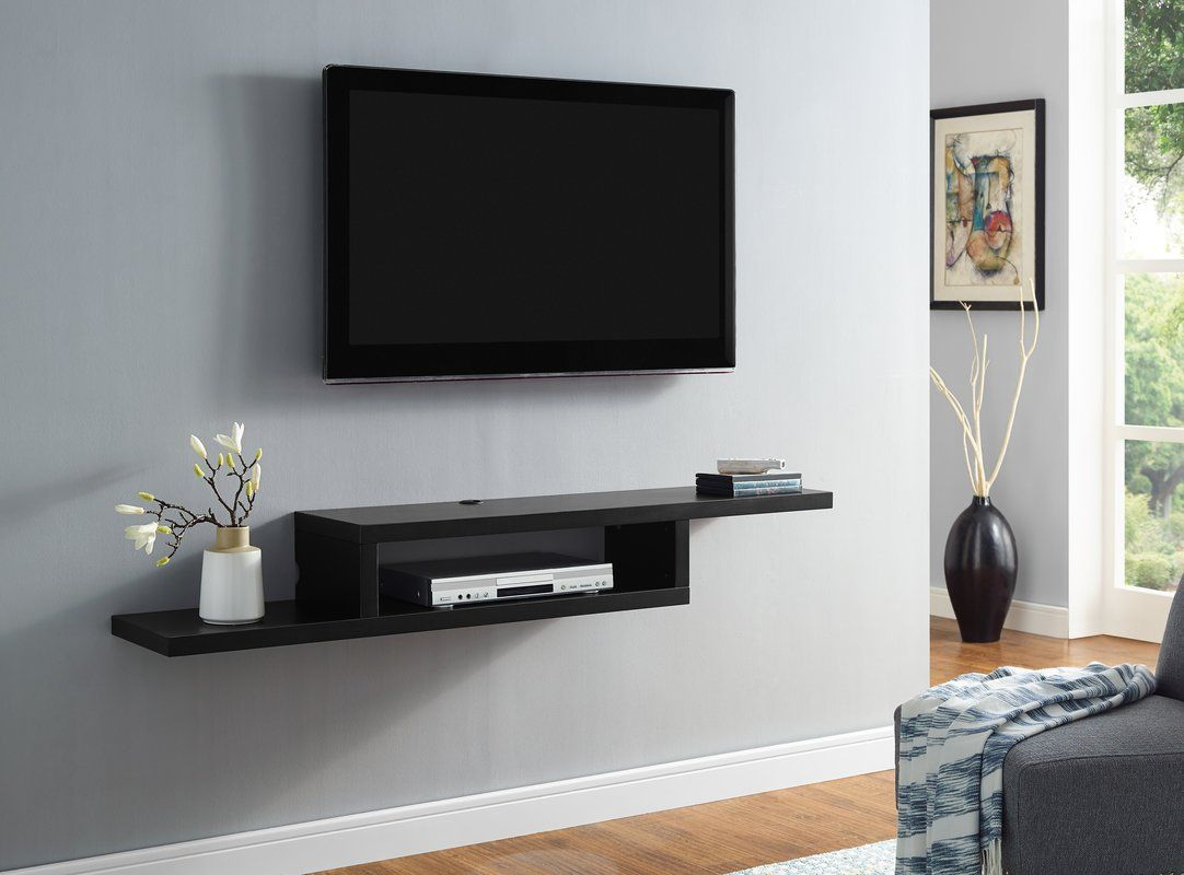 Ascend Wall Mounted Tv Stand Wall Mount Tv Stand Floating Tv