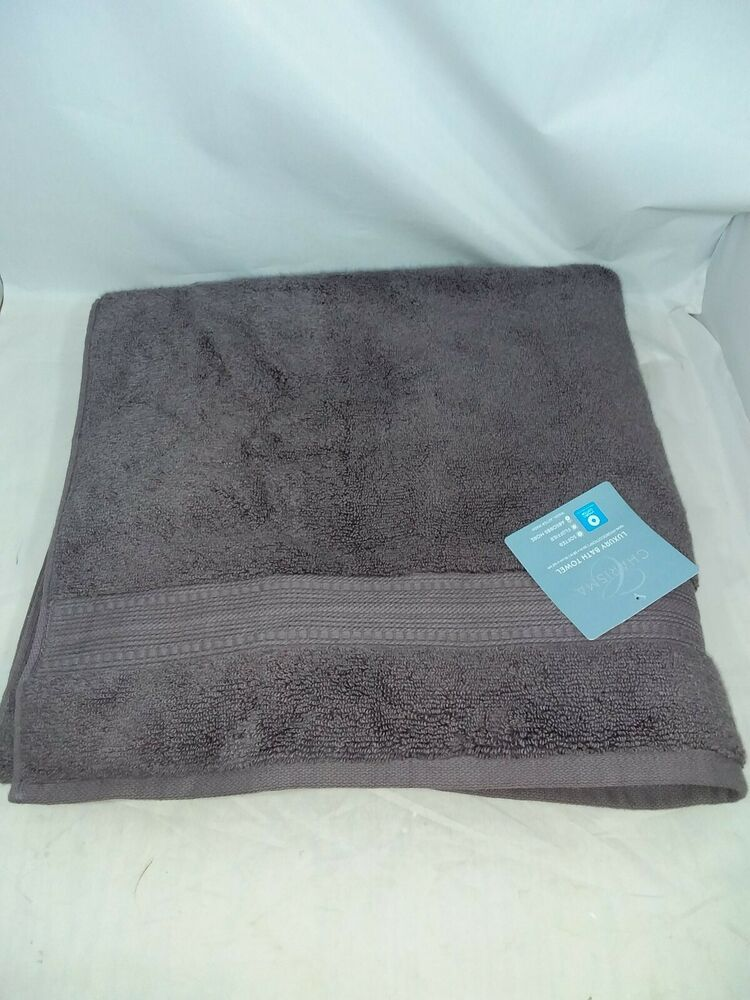 Charisma Luxury Bath Towel 1005 Hygrocotton 30 In X 58 In Dark
