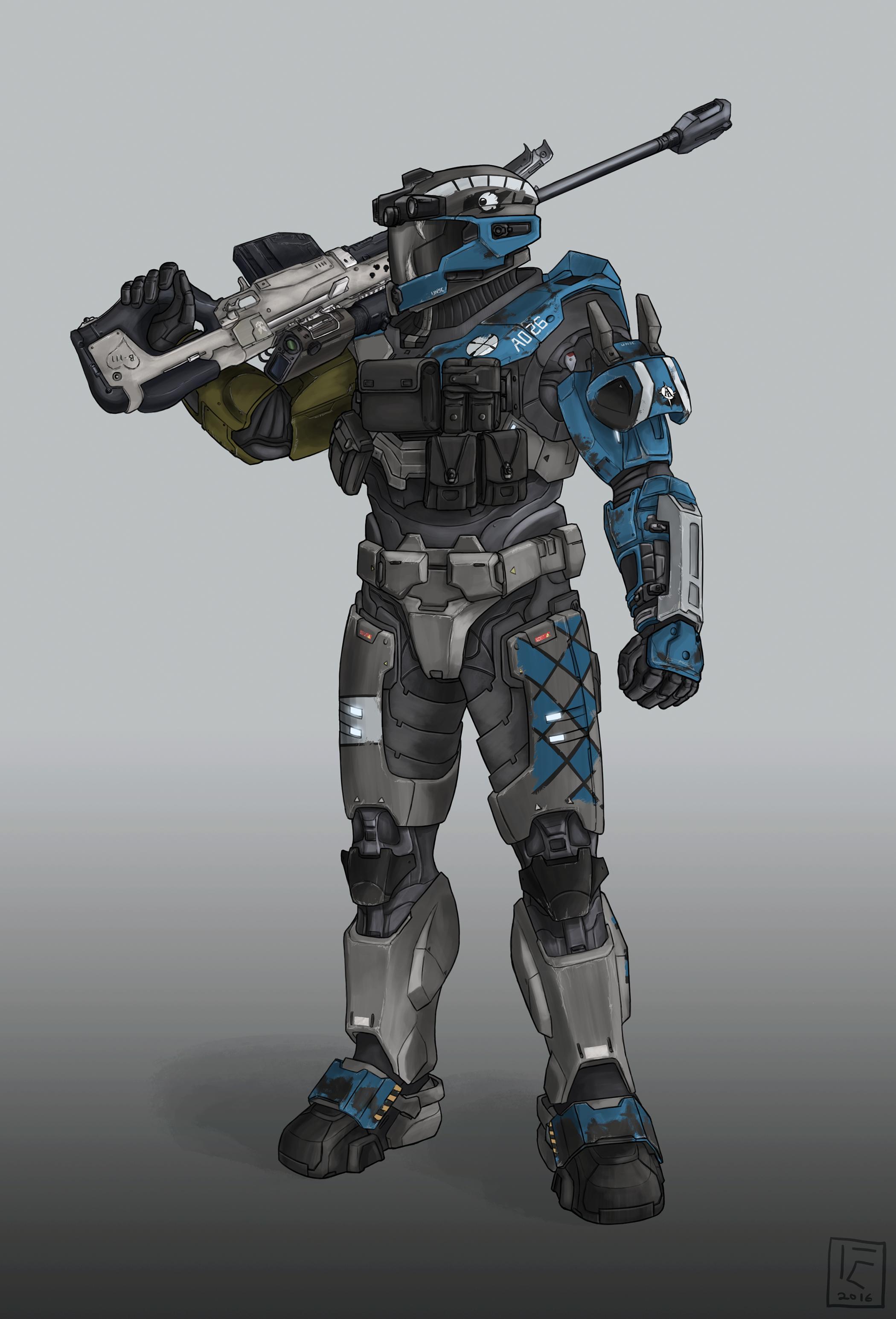 Commission Spartan A026 By Ambulantchronothaur D9n28re Png 2100 3090 Halo Spartan Halo Spartan Armor Halo Cosplay