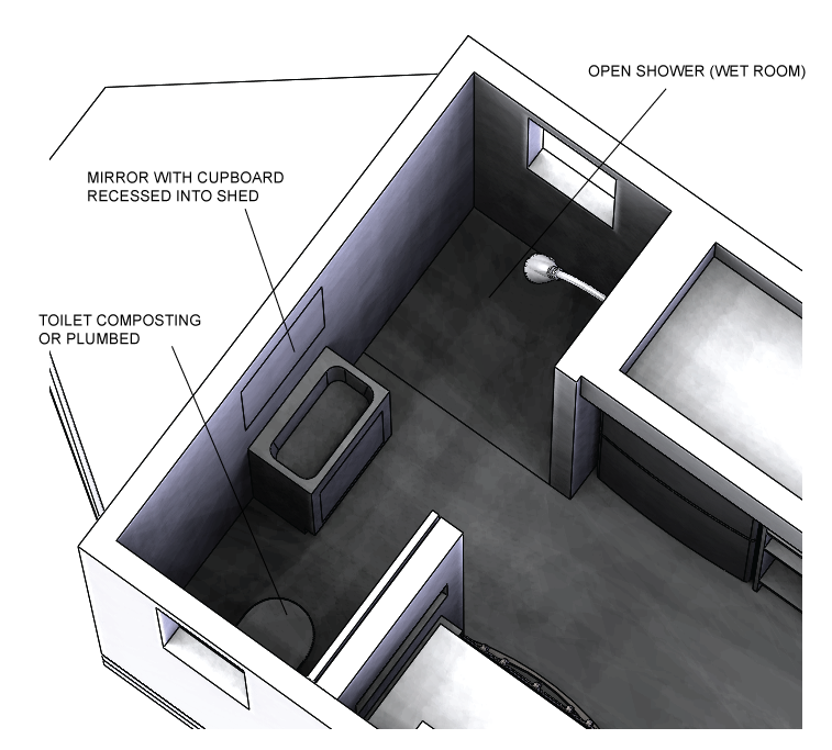 Mobile Tiny House design and build in Napier New Zealand. A series ...