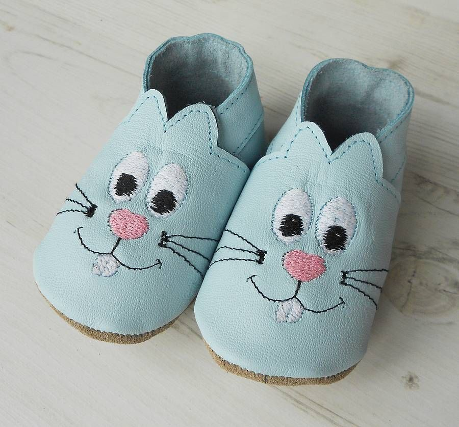 Personalised easter bunny baby shoes easter bunny bunny and easter personalised easter bunny baby shoes negle Choice Image
