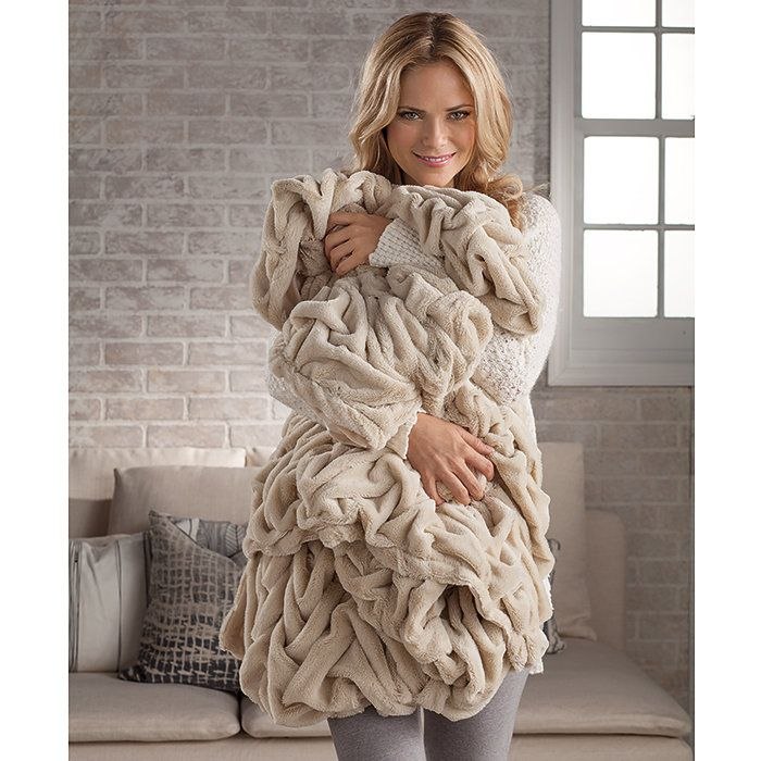 The Softest Throw You've Ever Touched Decor Formal Living Extraordinary Softest Throw Blanket Ever