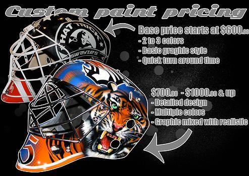 Friedesigns dave fried goalie mask painter goalie mask painting friedesigns dave fried goalie mask painter maxwellsz