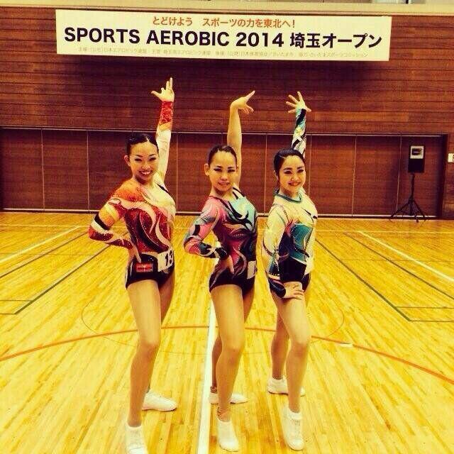 #leotard #aerobic (aoiaoiaoi_k)