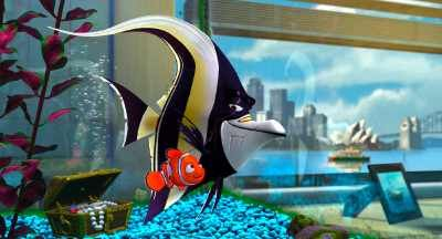 Everything Finding Nemo