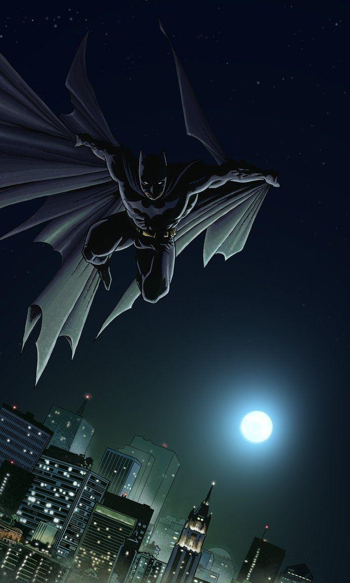 Batman Art Archives