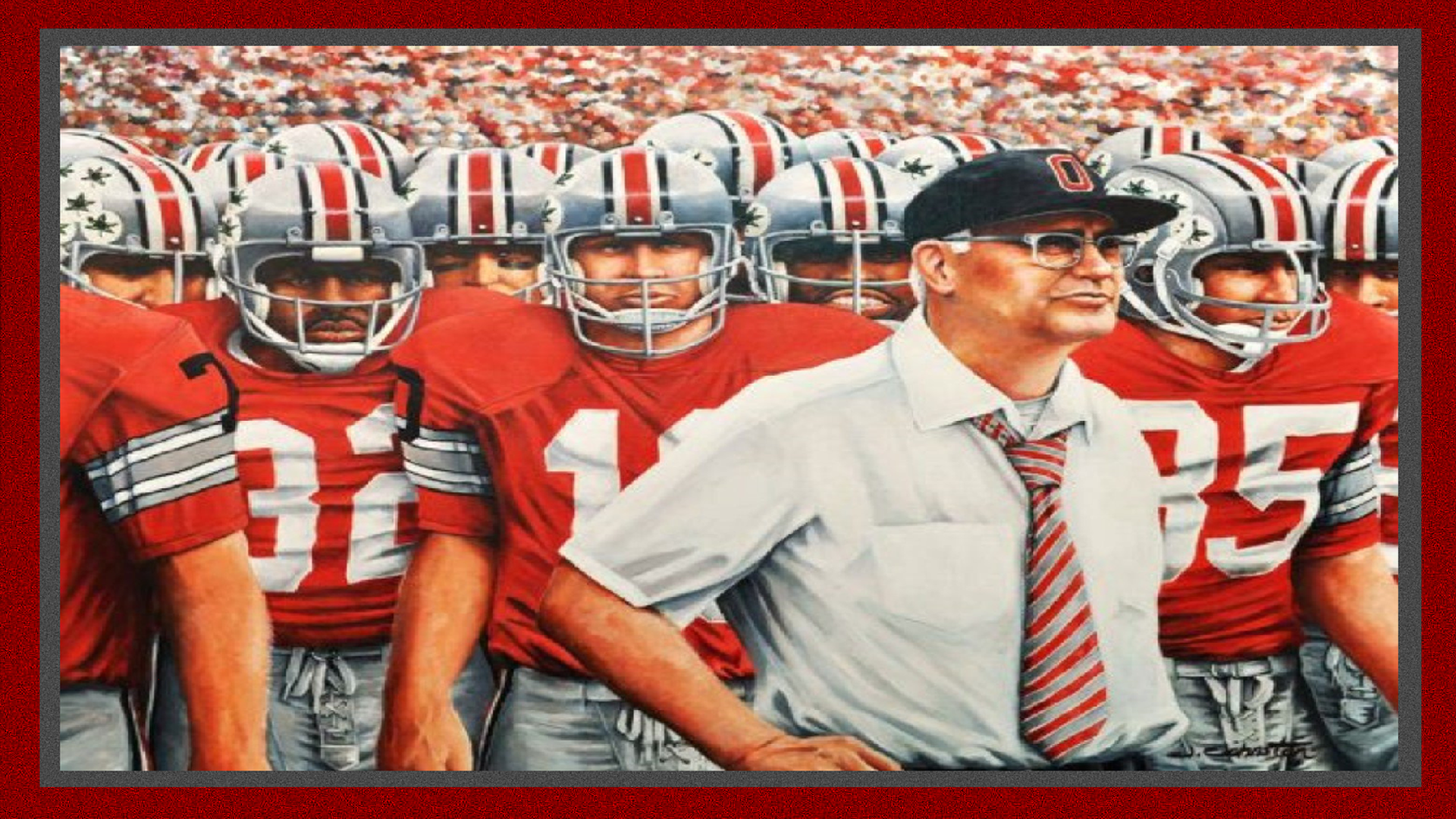 1968 NATIONAL CHAMPS. Woody hayes, Ohio state football, Osu