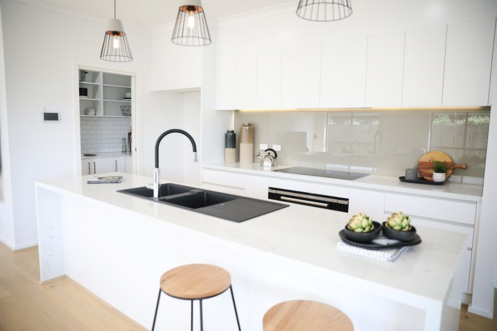 A Guide To The Most Popular Kitchen Configurations Open Plan Kitchen Dining Living Popular Kitchen Designs Kitchen Trends